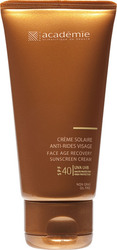 Face Age Recovery Sunscreen Cream SPF 40